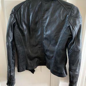 Danier Jackets & Coats - Danier XXS Moto Leather Jacket